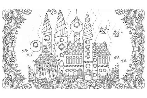 libro lost ocean an inky lost ocean an inky adventure colouring book by basford