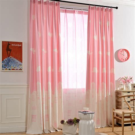 curtain for baby girl room online get cheap baby girl room curtains aliexpress com