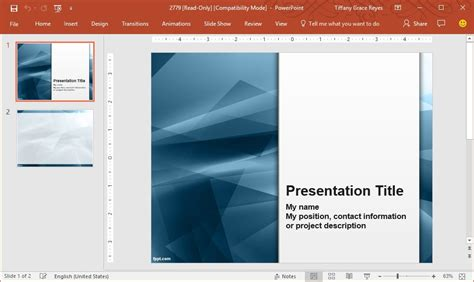 Create Excellent Presentations With Free Powerpoint Templates Tricky Enough Creating A Template In Powerpoint