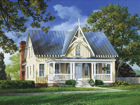 gothic revival style homes eplans gothic revival house plan strawberry hill 2802
