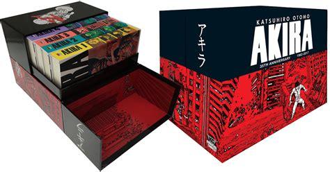 libro akira 35th anniversary box walmart com akira 35th anniversary box set only 89 99 shipped regularly 200 hip2save