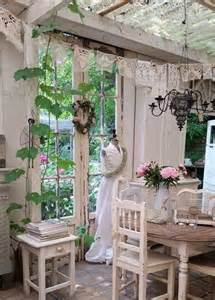 25 best ideas about shabby chic patio on