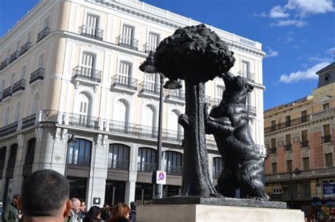 turisti per caso madrid puerta sol madrid viaggi vacanze e turismo