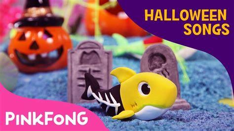 baby shark youtube halloween clay halloween sharks halloween songs baby shark