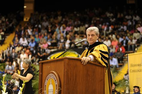 Southern 2013 Summer Mba Graduation by Gov Bryant To Southern Miss 2013 Graduates Rise