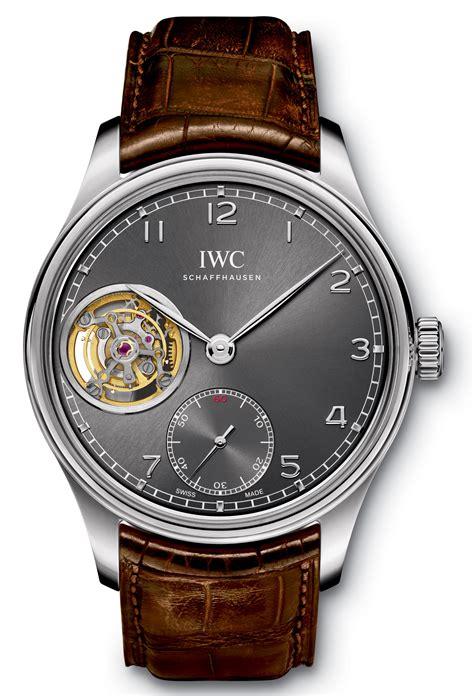 IWC Portugieser Tourbillon Hand Wound IW5463