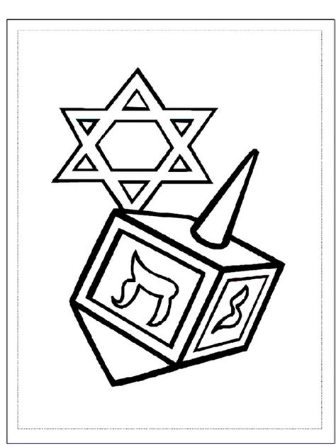 coloring pages for hanukkah hanukkah star of david coloring pages family holiday