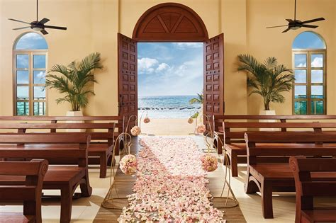 All Inclusive Resorts with Wedding Chapels: The Best of