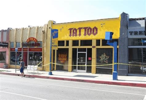 tattoo shops in hollywood west damages d s shop