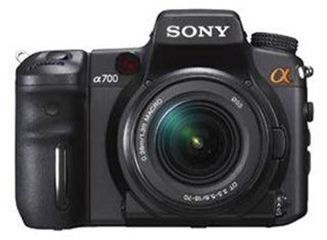 Kamera Sony A700 digitale spiegelreflex kameras profi einsteiger kameramodelle