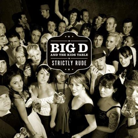 Big D And The Table Tour by Strictly Rude
