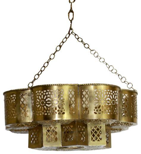 moroccan chandeliers moroccan lighting fixtures badia design inc moroccan brass ceiling light fixture