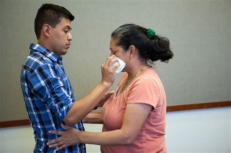 mothers outrage after c singles out her five year old for dna helps california mom reunite with son 21 years after
