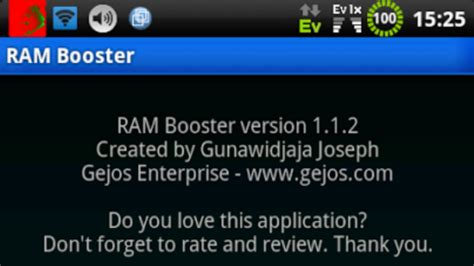 clear ram without restarting ram booster root 1mobile