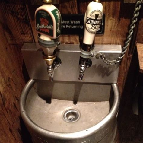 cool bar bathrooms coolest bar bathroom sink ever cool stuff pinterest