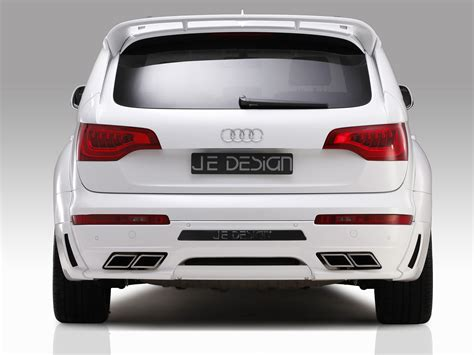 2012 JE Design Audi Q7 S Line Widebody Rear 1920x1440 Wallpaper