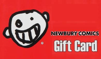 Newbury Comics Gift Card - buy newbury comics gift cards at a discount giftcardplace