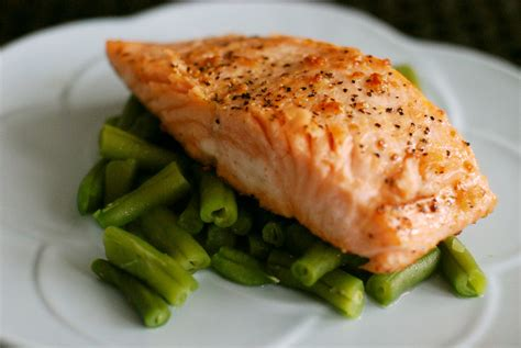 recipe of dish baked salmon recipe food