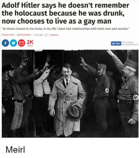 adolf hitler and the holocaust biography adolf hitler says he doesn t remember the holocaust