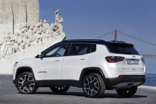new jeep compass officially launched in europe 38 photos