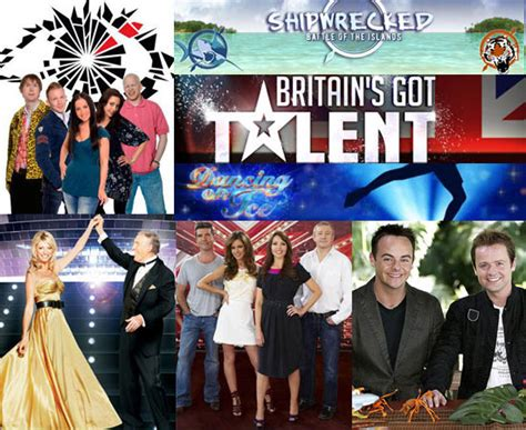 reality shows reality tv shows big britains got talent