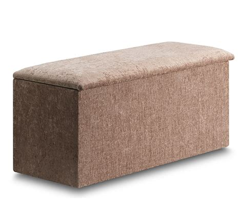 just ottomans aurela faux leather and suede ottoman just ottomans