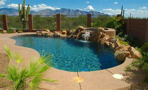 tucson pool builders valley oasis pools spas