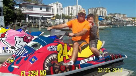 clearwater beach jet ski rentals  guided tours fl