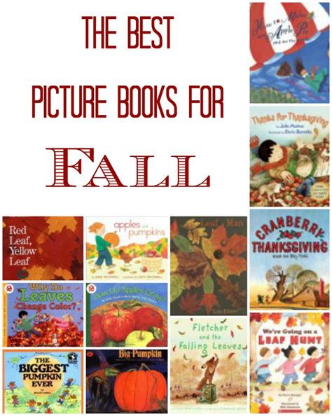 for picture books best children s picture books for fall only