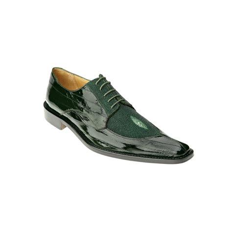 belvedere shoes belvedere milan eel stringray shoes emerald