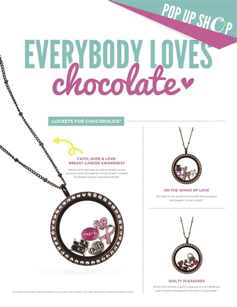 Origami Owl For Sale - everybody chocolate origami owl 48 hour pop