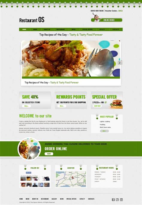 11 Best Restaurant Website Templates Images On Pinterest Restaurant Website Templates Chinese Best Restaurant Website Templates