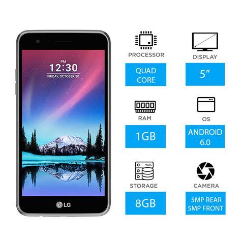 Hp Lg K 4 K 4 K4 Lte K130 Ram 1gb 8gb Garansi 1 Tahun lg k4 2017 5 inch display sim free 4g lte smartphone