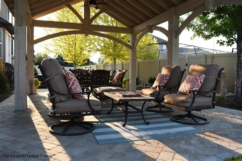 Pavilion Patio Furniture by Plan To Install Experience Shadescape Kit Western