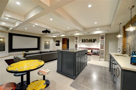 house basement design media room contemporary home theater atlanta by the consulting house inc