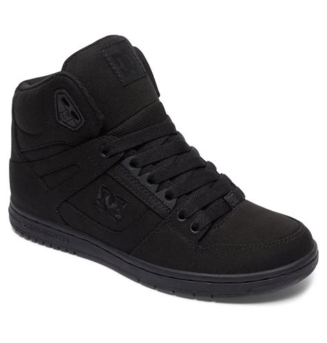 high top shoes for s rebound high tx high top shoes adjs100067 dc shoes
