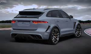 Jaguar Performance Tuning Jaguar F Pace Tuning Autodino Autonews
