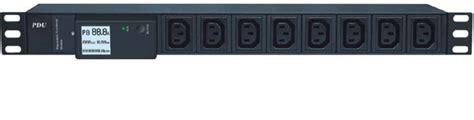 blueline distribution pdu power distribution unit