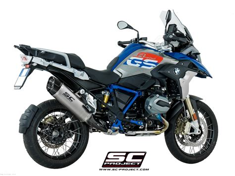 Bmw R1200gs 2020 by Quot Adventure Quot Exhaust By Sc Project Bmw R1200gs 2018