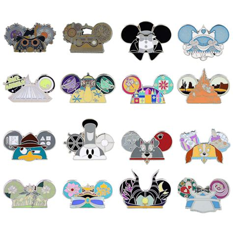 your wdw store disney pin your wdw store disney mystery pin ear hat mystery pin