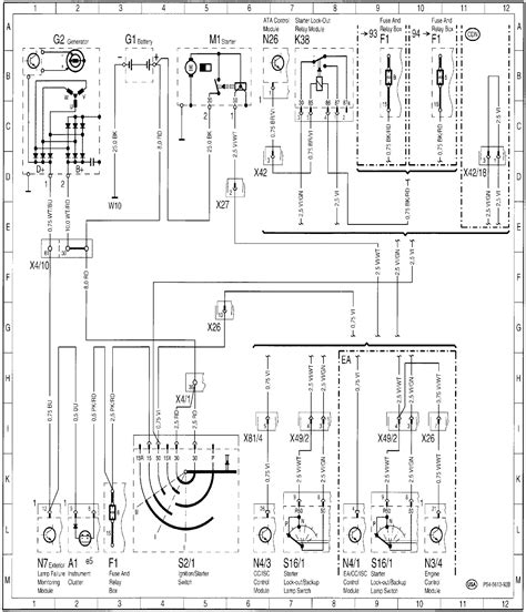 Ignition Plug Wireing Diagram On E320 Mercedes