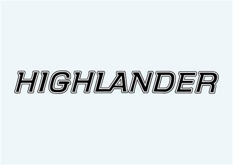 Toyota Highlander Logo Toyota Higlander