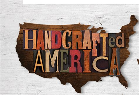 Handcrafted In America - featured on handcrafted america 2 17 17 at 7 30pm mst