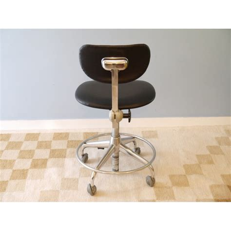 chaise de bureau industriel chaise bureau vintage industrielle roulettes la maison retro