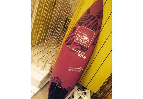 l tur auktionen unikat das surfboard im l tur style