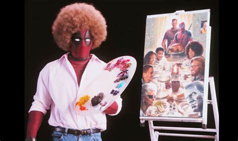 deadpool 2 trailer bob ross deadpool 2 trailer reynolds hides teaser in