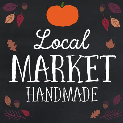 Local Handmade - local market handmade fonts and ornaments