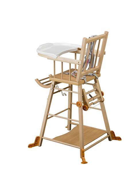 chaise haute chaise haute marcel transformable chaises