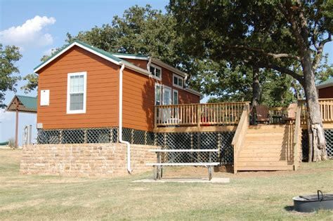 Lake Grapevine Cabins by Vineyards Cgrounds Lake Grapevine