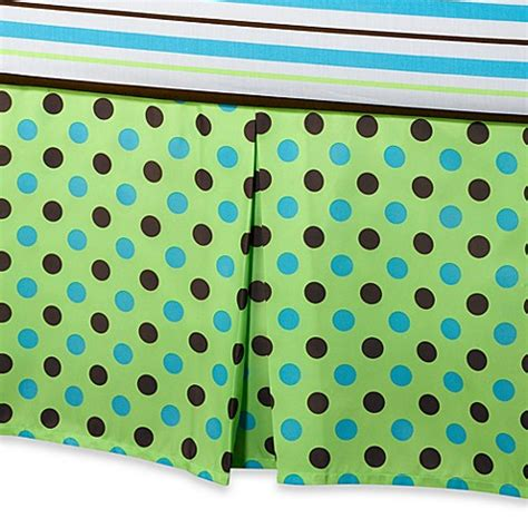bobby jack 174 going dotty bedding bed bath beyond bobby jack 174 going dotty bed skirt bed bath beyond